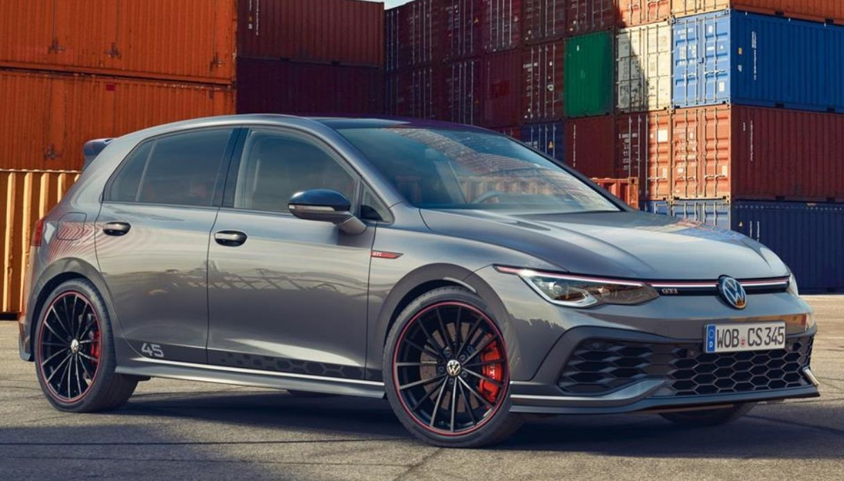 La nuova Volkswagen Golf Clubsport 45