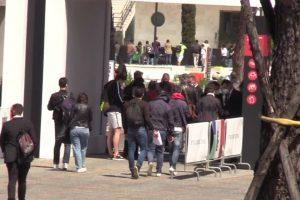 Lo sport riapre al pubblico, tifosi di nuovo sugli spalti del Foro Italico per gli Internazionali di tennis:…