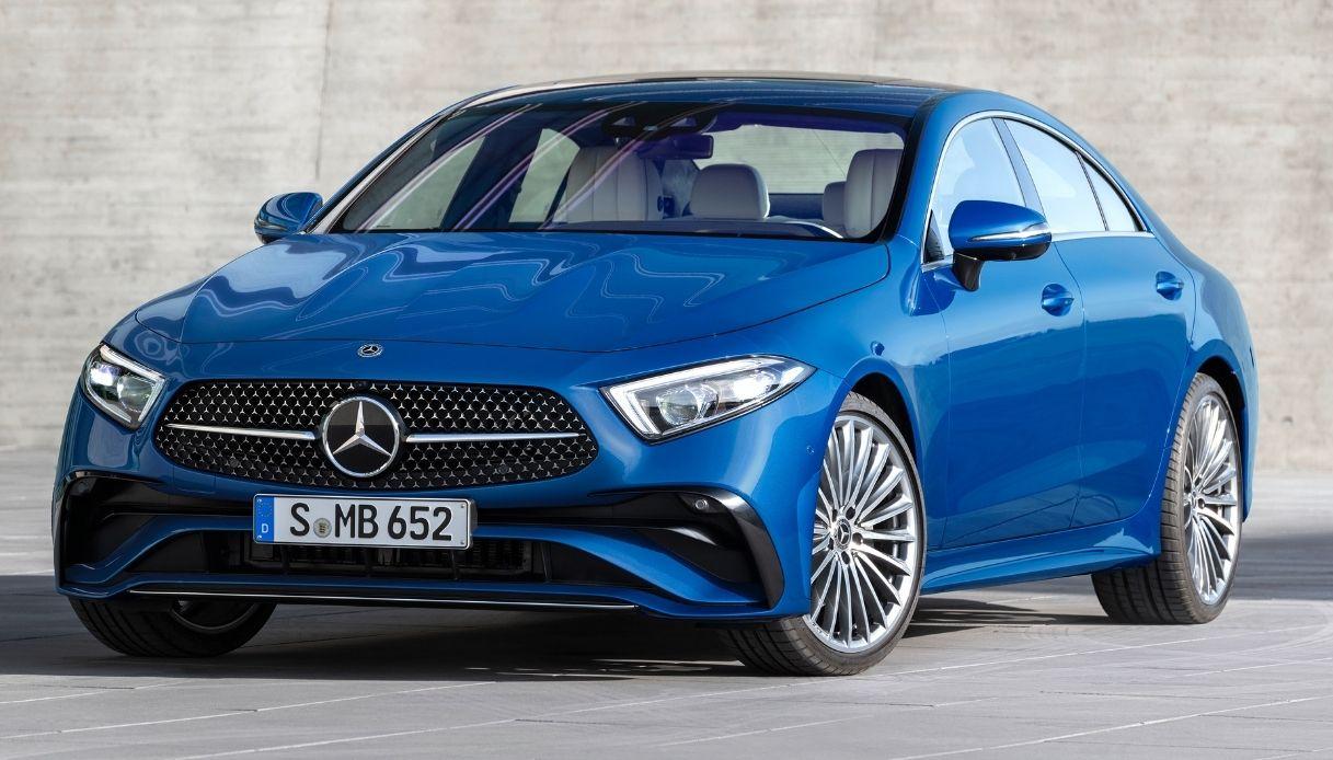 Nuova Mercedes CLS: i prezzi
