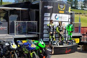 Motori: la Black Racing Squadra Corse inizia alla grande la Coppa Italia di Velocità