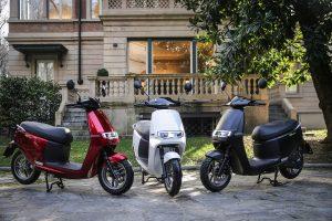 Motori, scooter elettrici: la sfida di Ecooter