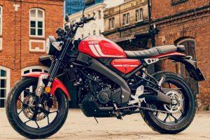 Nuova Yamaha XSR125, look retrò e tecnologia all'avanguardia