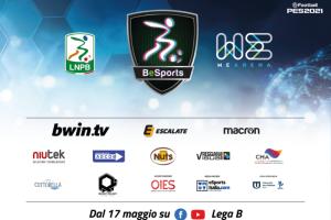 Parte il campionato BeSports della Lega B. Lo organizza WeArena Entertainment