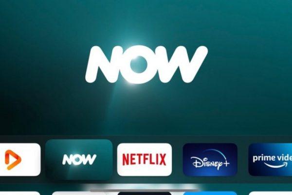 Proposta NOW: Cinema + Entertainment a 3 euro il primo mese