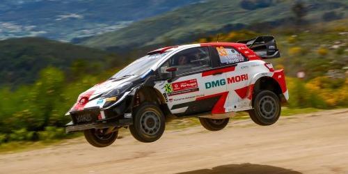 Rally del Portogallo, trionfa Evans su Toyota