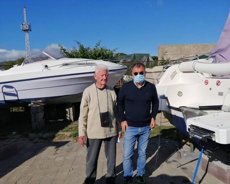 Umberto Scipioni e Marco Cesarini