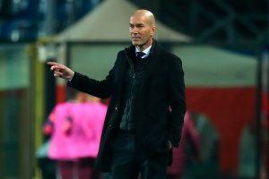 """Sport: """"Zidane pronto a lasciare il Real Madrid"""""""