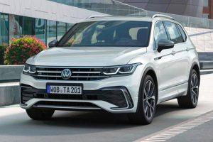 Volkswagen Tiguan Allspace 2021: motori, allestimenti e interni del Suv a 7 posti