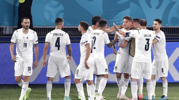 """Corriere dello Sport evidenzia il gran seguito della Nazionale: """"L'Italia innamorata"""""""