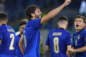 Italia-Svizzera 3-0 agli Europei, le pagelle: Locatelli alla Tardelli, Jorginho indispensabile, Spinazzola…