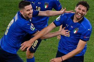 Italia-Svizzera, le pagelle: Jorginho, Maestro da 7,5. Seferovic, che disastro: 4