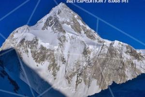 Marco Confortola verso il Gasherbrum I (8.068 m) | MountainBlogMountainBlog | The Outdoor Lifestyle Journal