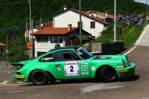 Motori – Salvini e Franchin al Lana Historic con la Porche 911 della Scuderia Palladio – La PiazzaWeb