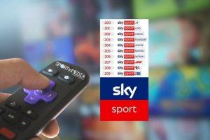 Nasce Sky Sport Tennis (205) – La nuova numerazione Sky Sport (canali 200-209) dal 1° luglio