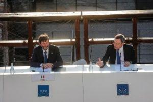 """A Roma il G20 Cultura, Draghi: """"Cruciale per la ripartenza del Paese"""""""