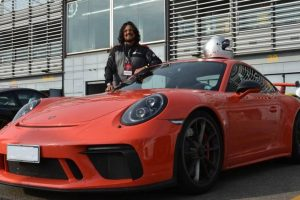 """Autovelox, Alessandro Borghese: """"La Porsche 911 GT3 come gli spaghetti al pomodoro"""""""