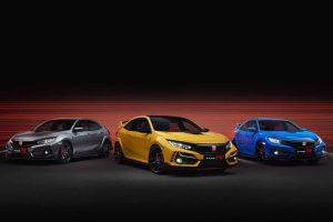 Honda Civic: la storia della versione sportiva Type R