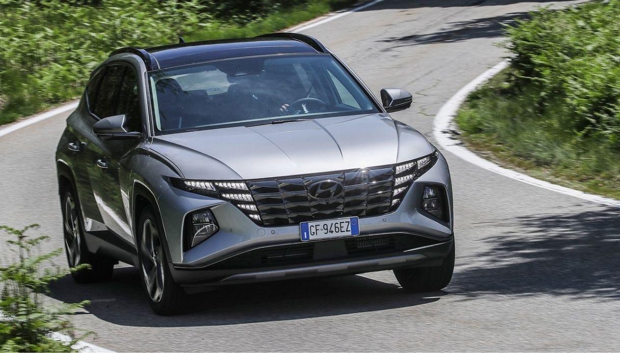 Hyundai Tucson, a listino la nuova variante plug-in hybrid