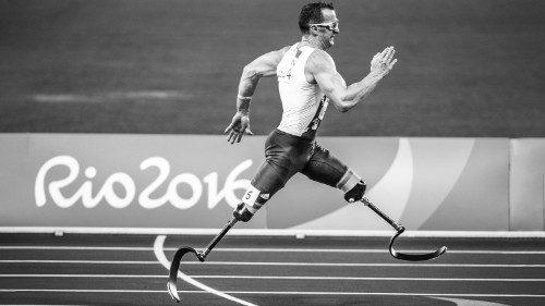 Spirito paralimpico: una storia di sport e gare anche tra le mura vaticane