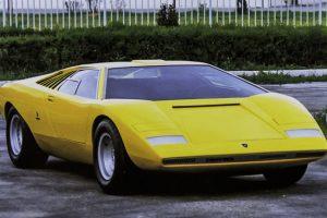 Lamborghini Countach, 50 anni in nome del mito
