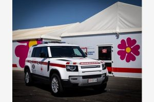 Land Rover presenta il 'Progetto Defender ForWorks'