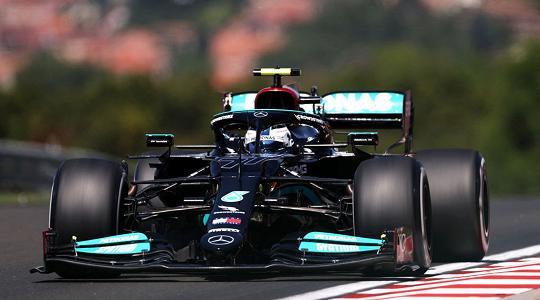 Seconde libere a Bottas, indietro le Ferrari