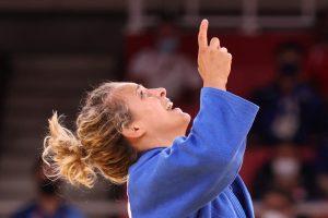 Tokyo 2020, bronzo per Odette Giuffrida nel judo