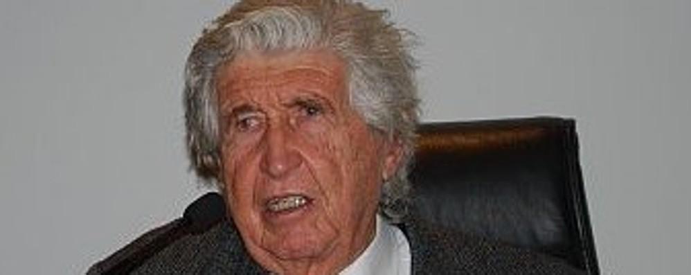Il mondo dello sport piange l'ingegner Noris, storico presidente dello sci club Goggi