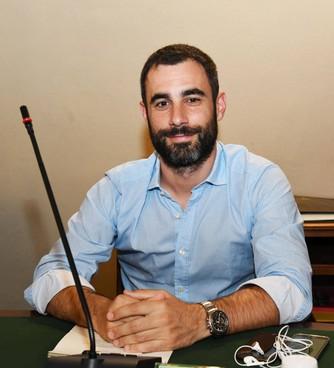 L'assessore Francesco Raspini si candida a sindaco per il 2022 (Alcide)