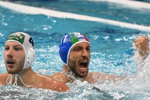 Settebello, è 5-5 con l'Ungheria: Italia seconda nel girone. Ai quarti con la Serbia