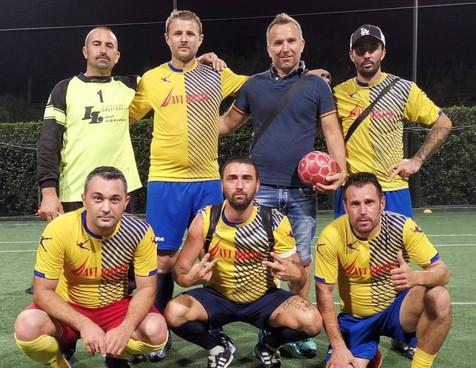 Roumanian Style, la squadra uscita ai quarti di finale