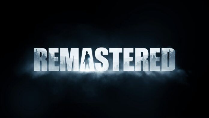 Alan Wake Remastered PlayStation Remedy Entertainment