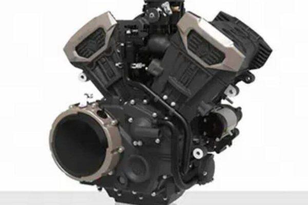 Due inediti motori V4 da Benda Motor