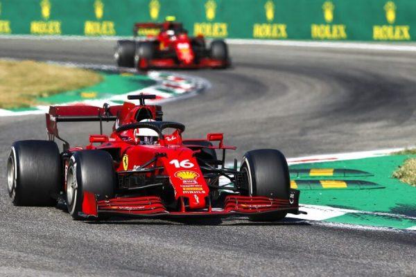 F1, Leclerc cambia il motore: a Sochi partirà ultimo