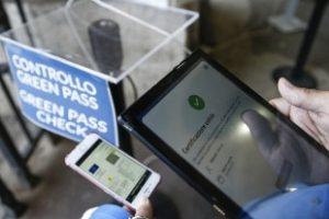 Green pass, controlli dei Nas: 236 violazioni per 94mila euro