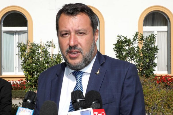 Green pass: Salvini a Bonomi, non flirto con i no vax