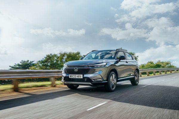 Honda HR-V e:HEV: dotazioni, prezzi e debutto
