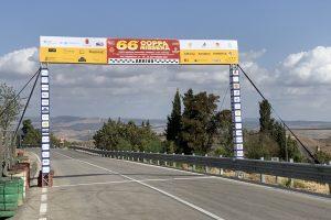 La 66^ Coppa Nissena cede la parola ai motori ed al cronometro