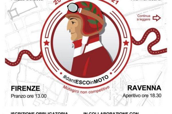 """Lugo: motori e cultura, parte """"Dantesco in moto 2021"""" – Ravenna24ore.it"""