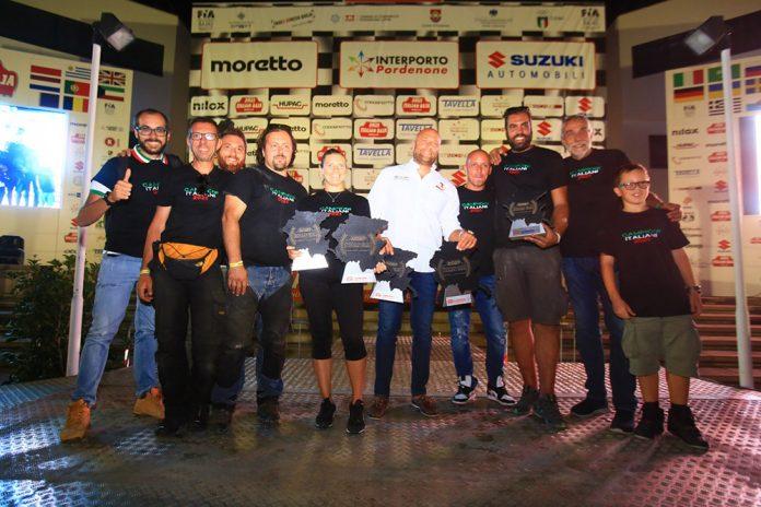 Galletti Maroni campioni cross country 2021