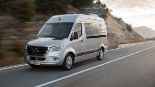 Nuovo Mercedes Sprinter, anche il cambio automatico a nove rapporti