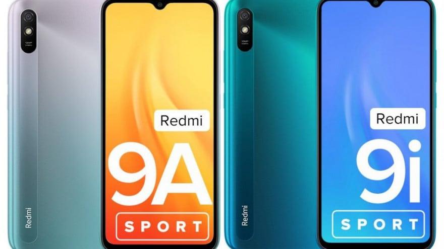 Redmi 9A Sport e Redmi 9i Sport ufficiali in India: la fascia bassa che non si rinnova