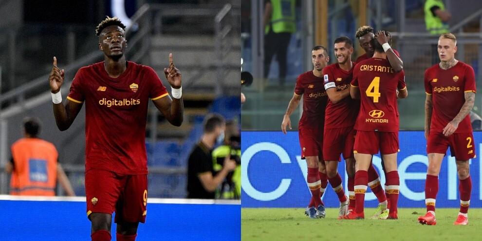 Abraham fa sorridere Mourinho: Udinese ko 1-0