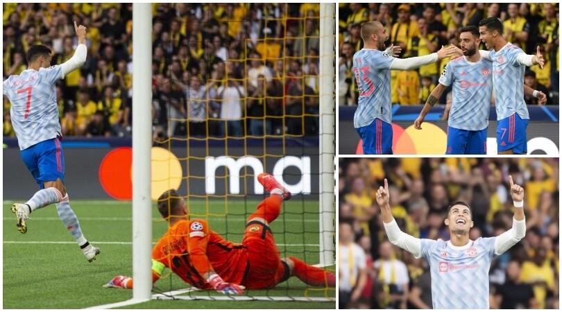 Ronaldo gol inutile: lo Young Boys batte lo United in rimonta