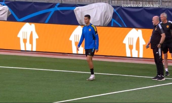 Cristiano Ronaldo riprova l'assalto alla Champions