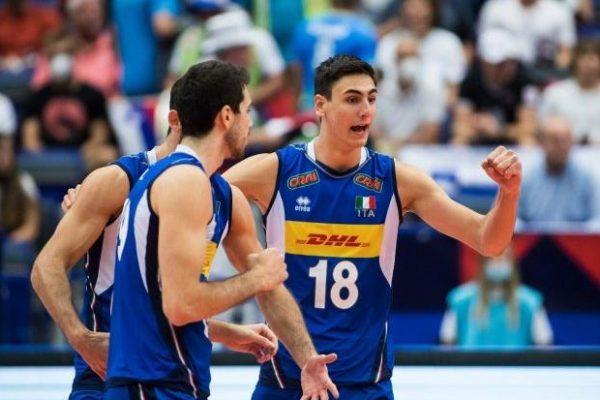 Sport in tv: l'Italia di pallavolo
