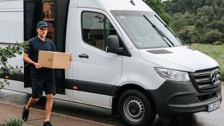 Nuovo Mercedes Sprinter, la Speed Delivery Door