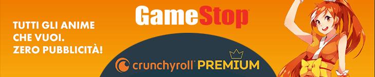 Crunchyroll banner gamestop