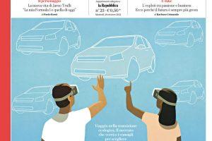 Domani con Repubblica il supplemento Motore: la transizione ecologica e i modelli da scegliere oggi