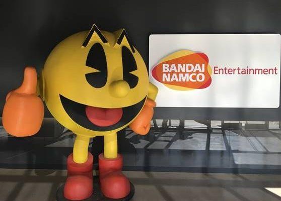 Il brand di videogiochi BANDAI NAMCO Entertainment riabbraccia i fans al Lucca Comics & Games